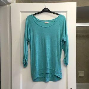 TNA long blue T-shirt 💙
